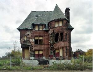 Detroit mansion