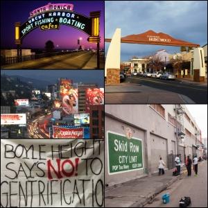 Urban blog 5 LA neighborhoods