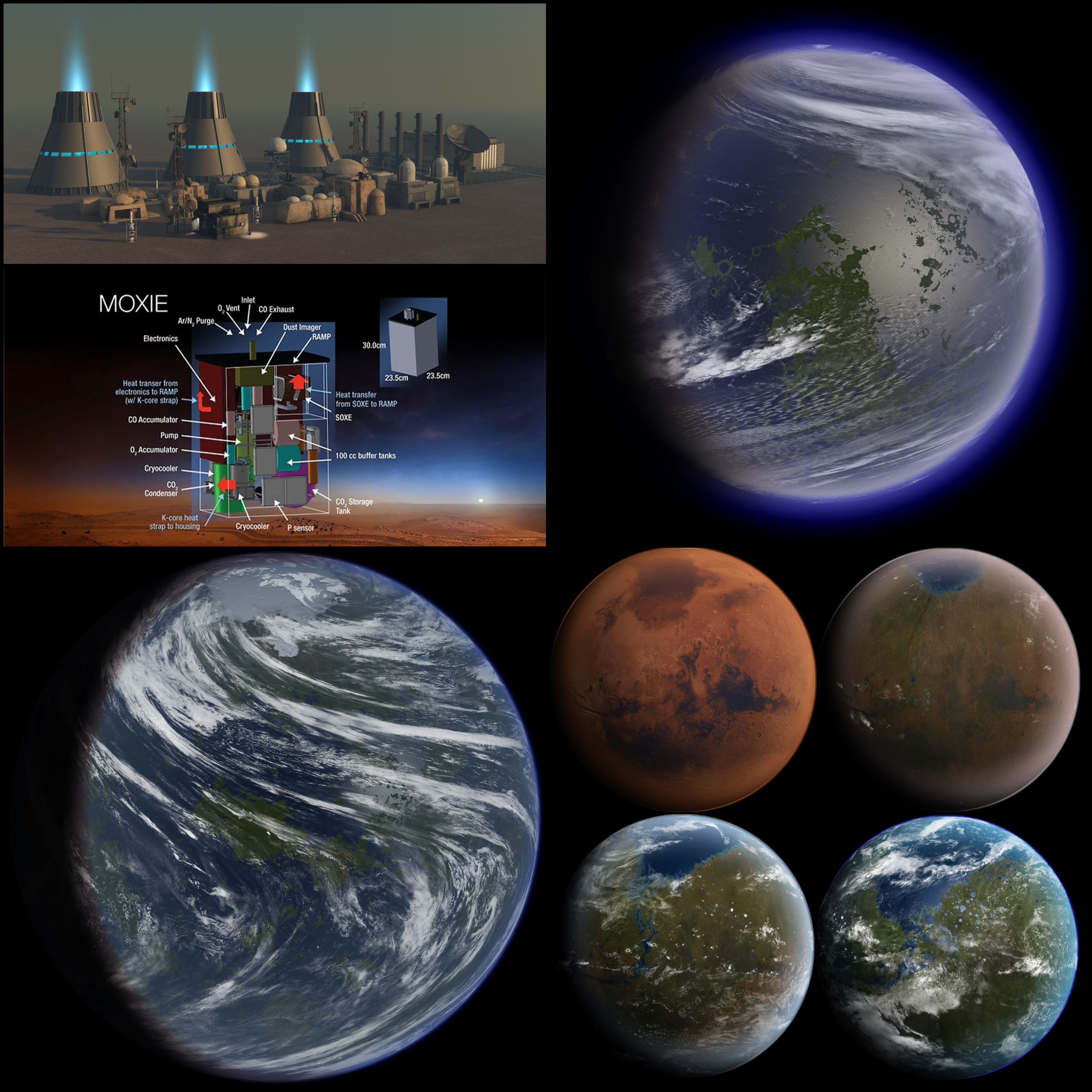 Terraforming Of Mars: Geography Of Fictional Worlds Blog Assignment #5