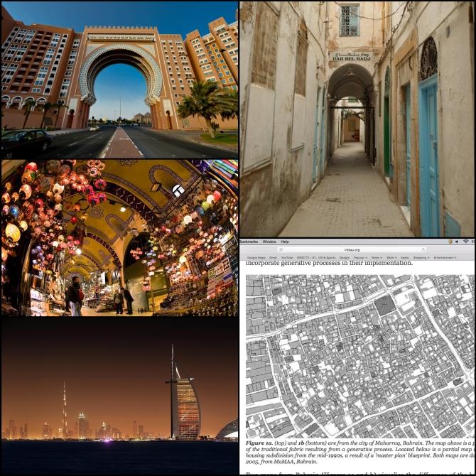 MENA cities