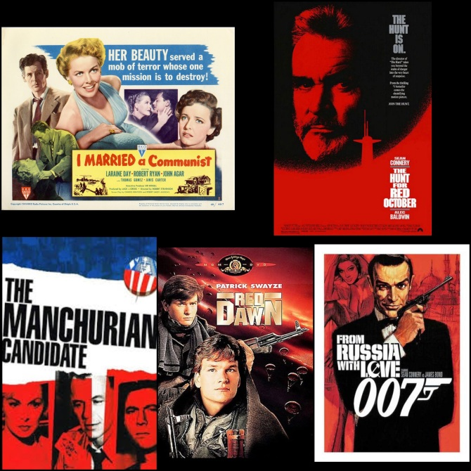 Cold War movies